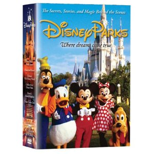 Aaron Wallace reviews Disney Parks: The Secrets, Stories, and Magic Behind the Scenes DVD Six-Pack at DVDizzy.com