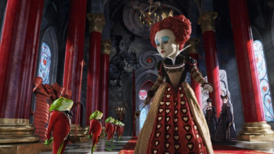 Tim Burton's Alice in Wonderland (2010) fares well in Aaron Wallace's 2010 Oscar Picks & Predictions