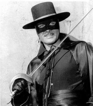 "Aaron Wallace reviews Walt Disney Treasures - ""Zorro"": The Complete Second Season on DVD for UltimateDisney.com"