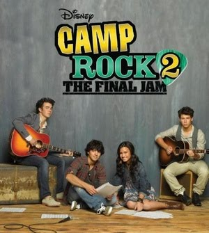 Aaron Wallace reviews Camp Rock 2: The Final Jam at DVDizzy.com
