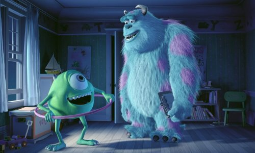 Aaron Wallace reviews Disney/Pixar's Monsters, Inc. on 4-Disc Blu-ray/DVD/Digital Copy combo pack at UltimateDisney.com