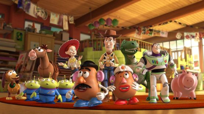 Toy Story 3 features prominently in Aaron Wallace's 2010 Oscar Picks & Predictions