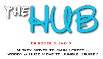 """The Hub"": A Podcast of Podcasters - Episodes 6 and 7 include panelists Aaron Wallace (Zip-A-Dee-Doo-Pod), Matt (Mouse Droppings), Mike (MiceCast), Chris (The Big D), Keegan (The Adventures of a Teenage Disney Geek), Electric Mic and Kiltboy (Disney Park Hoppin' Party), Paul Barrie Jr. (Window to the Magic), and famous voice actor Brian Sommer"