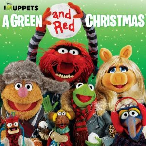Zip-A-Dee-Doo-Pod gives away a copy of the 2011 expanded edition (reissue) of The Muppets' 2006 album, A Green (and Red) Christmas - part of ZADDP's Merry Muppet Christmas Collection!