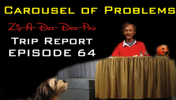Zip-A-Dee-Doo-Pod Episode #64: Carousel of Problems (Walt Disney World Trip Report - Part 2)