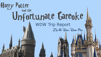 Zip-A-Dee-Doo-Pod: An Unofficial Disney Podcast - Episode #65 - Harry Potter and the Unfortunate Car-eoke (Walt Disney World Trip Report, Part 3 and Universal Studios Orlando Trip Report and The Wizarding World of Harry Potter Trip Report) by Aaron Wallace