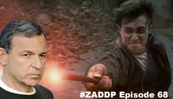 ZADDP #68: Is Universal's Harry Potter Leaving Disney in the Dust?