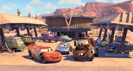 Aaron Wallace, author of Disney book 'The Thinking Fan's Guide to Walt Disney World: Magic Kingdom' and film critic, ranks the best Disney / Pixar movies. Here: Cars