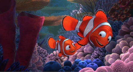 Aaron Wallace, author of Disney book 'The Thinking Fan's Guide to Walt Disney World: Magic Kingdom' and film critic, ranks the best Disney / Pixar movies. Here: Finding Nemo