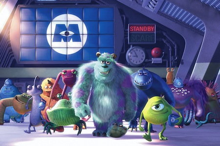 Aaron Wallace, author of Disney book 'The Thinking Fan's Guide to Walt Disney World: Magic Kingdom' and film critic, ranks the best Disney / Pixar movies. Here: Monsters, Inc.