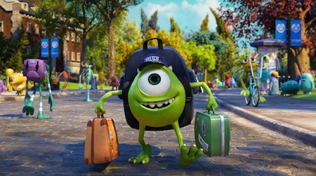 Aaron Wallace, author of Disney book 'The Thinking Fan's Guide to Walt Disney World: Magic Kingdom' and film critic, ranks the best Disney / Pixar movies. Here: Monsters University