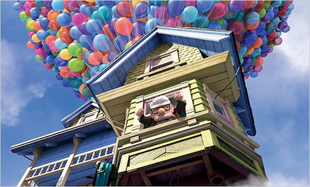 Aaron Wallace, author of Disney book 'The Thinking Fan's Guide to Walt Disney World: Magic Kingdom' and film critic, ranks the best Disney / Pixar movies. Here: Up