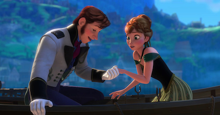 Disney's Frozen Movie Review by Aaron Wallace
