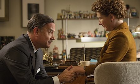 Saving Mr. Banks: Disney Film Review