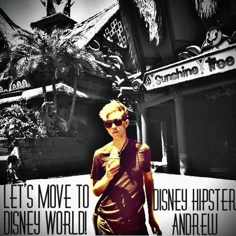 Aaron Wallace reviews 'Let's Move to Disney World' by Disney Hipster Andrew Tipton