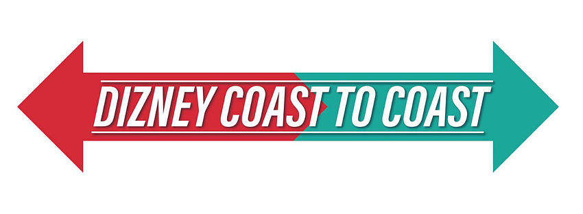 Dizney Coast to Coast, hosted by Jeff DePaoli, on iTunes & YouTube