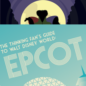 2-Book Bundle: Hocus Pocus in Focus and The Thinking Fan's Guide to Walt Disney World: Epcot, Disney books by Aaron Wallace