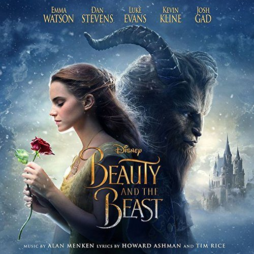 Beauty and the Beast (2017) soundtrack. Disney music CD. Giveaway opportunity from Zip-A-Dee-Doo-Pod, the web's longest-running Disney podcast.